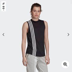 🆕 Adidas 3-Stripe Tank Top